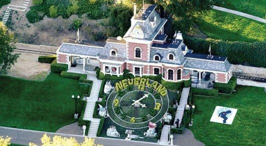 Ранчо Майкла Джексона снова выставили напродажу