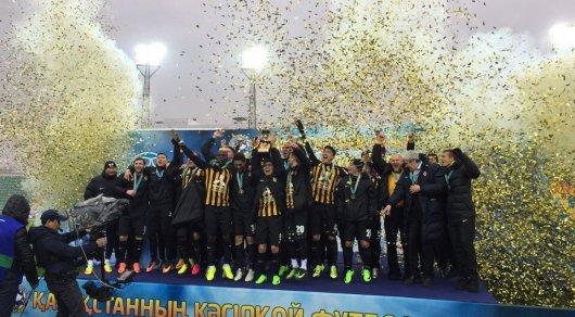 «Кайрат» сАршавиным одержал победу Суперкубок Казахстана