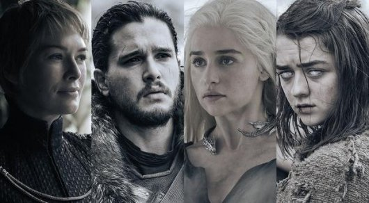 Появились два тизера седьмого сезона «Игры престолов»