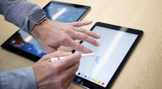 Всередине весны Apple может презентовать новый iPad Pro