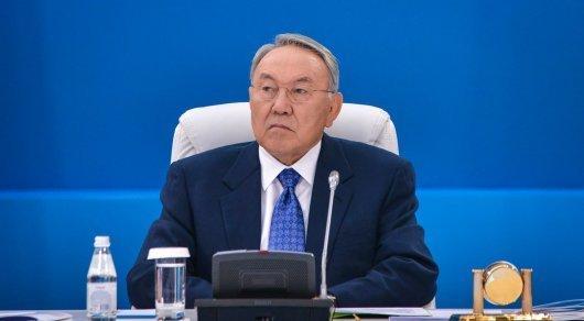 Нурсултан Назарбаев прибыл вКарагандинскую область срабочим визитом