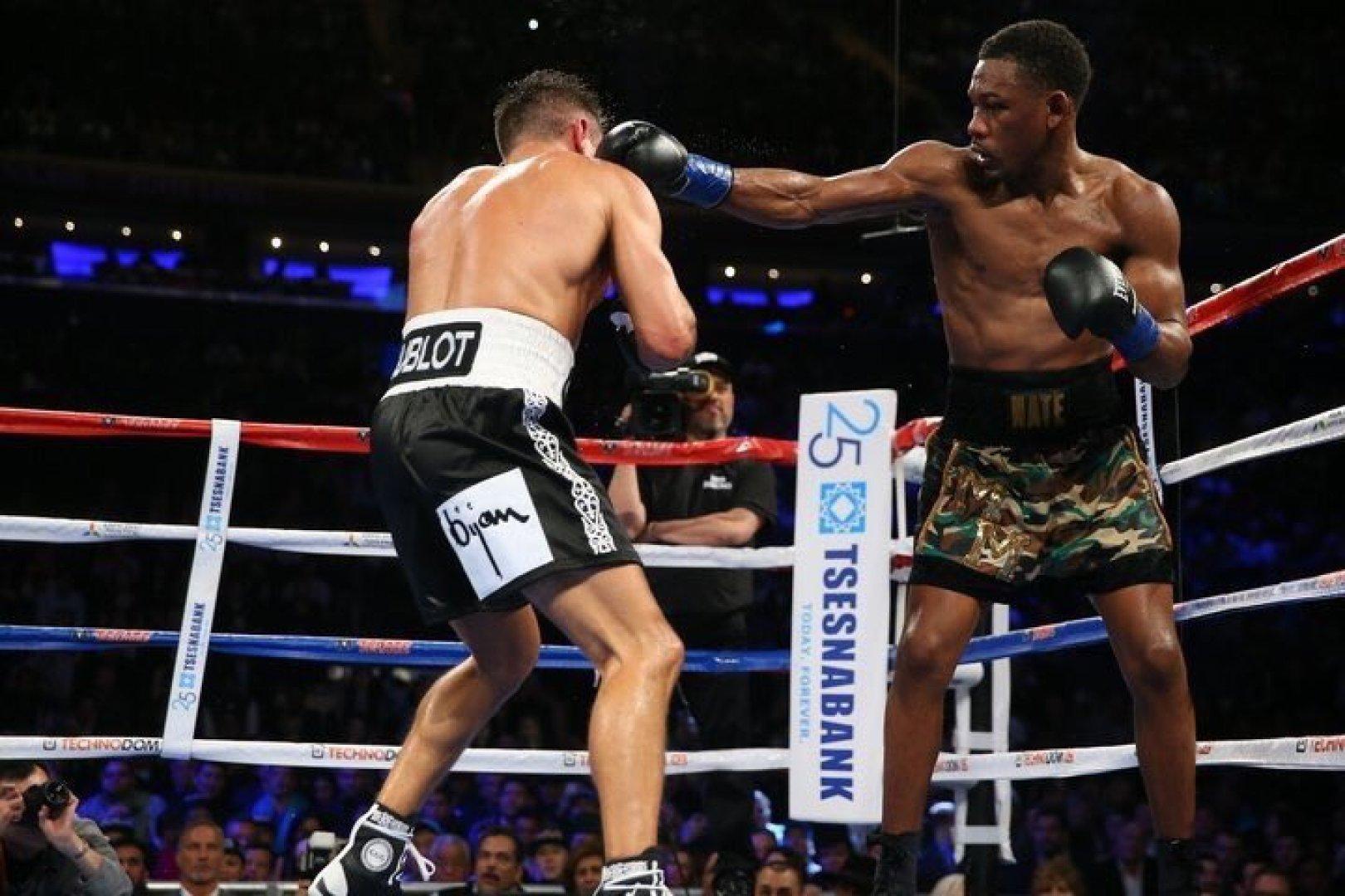 Проводников не хочет уходить из бокса после поражения — промоутер