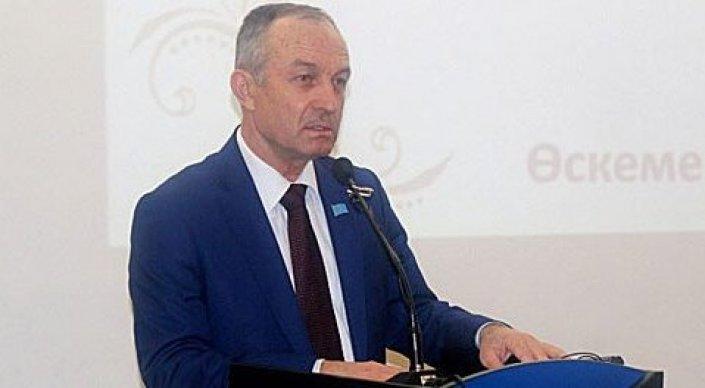 Владимир Михайлович Головатюк. Фото с сайта vko.gov.kz