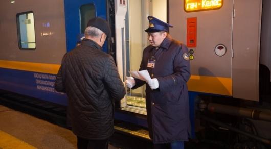 Запущен новый высокоскоростной поезд сообщением Алматы— Ташкент