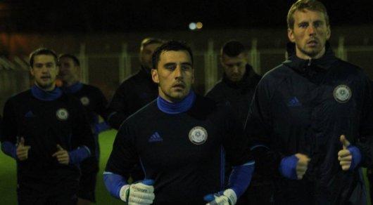 Казахстанские футболисты проиграли сборной Кипра впервом матче под управлением Бородюка