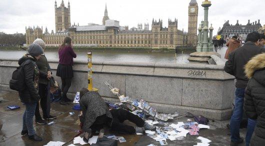 Несколько человек задержаны в Бирмингеме в связи с терактом в Лондоне - СМИ