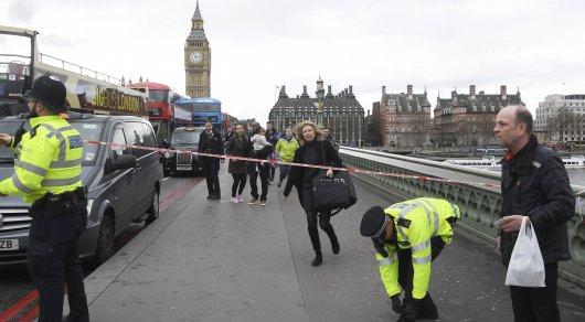 Назарбаев выразил соболезнования Мэй в связи с терактом в Лондоне