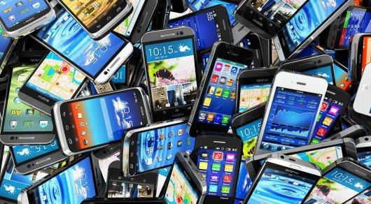 Сколько смартфонов вывезли из РК в Южную Корею за последний год