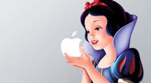 Apple может купить Disney