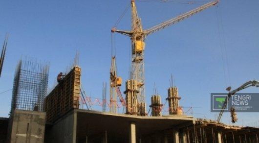 В Казахстане зафиксирован рекорд по количеству построенного жилья