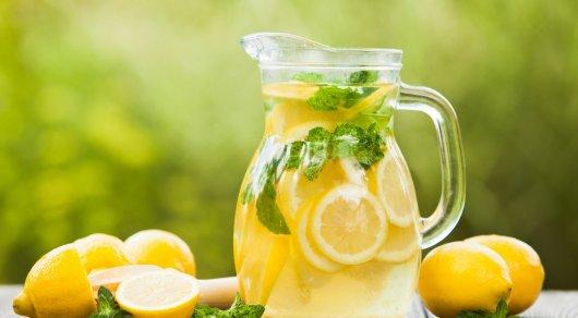 Вкус лимонада