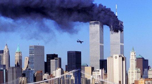 ФБР рассекретило неизвестные фото теракта 9/11