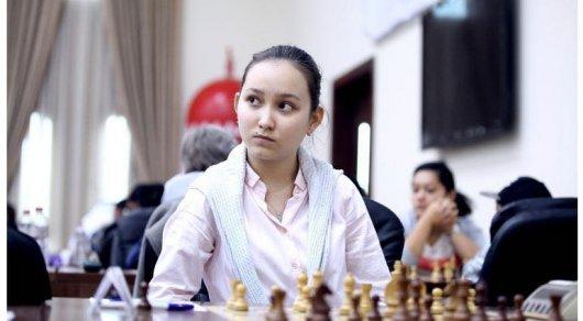 Жансае Абдумалик присуждено звание мужского международного мастера по шахматам