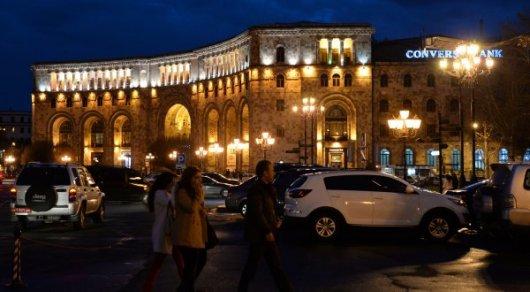 Выборы в парламент начались в Армении