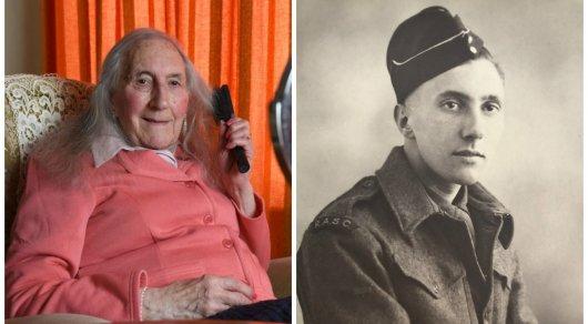 Британский ветеран войны в 90 лет решил сменить пол