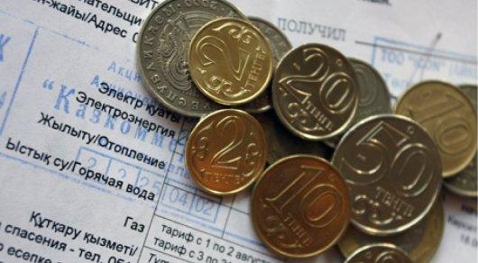 Сколько казахстанцы должны за коммунальные услуги - инфографика