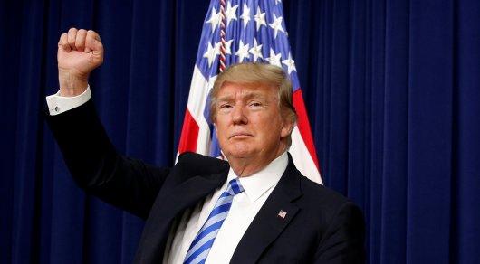 Боевики ДАИШ упомянули Трампа всвоем обращении, назвав его «идиотом»