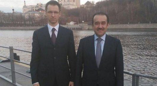 Масимов и глава Федерации триатлона РФ договорились пробежать полную дистанцию Ironman