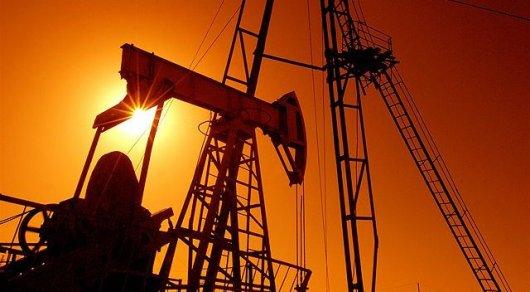 Нефть поднялась выше 55 долларов за баррель