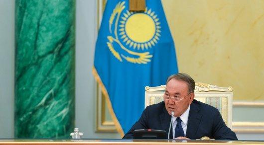 Терроризм, миграцию инаркотрафик считает Назарбаев самыми серьезными вызовами человечеству