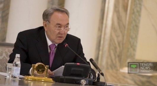 Назарбаев: