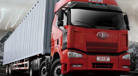 Беспилотные грузовики станут серийными в 2018 году