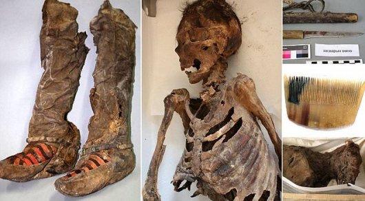 Ученые раскрыли тайну смерти 1000-летней мумии в