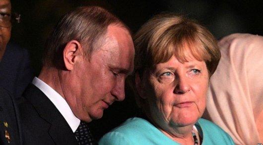 Ангела Меркель передала британской разведке