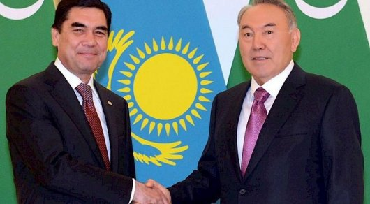 Стала известна дата визита руководителя Туркменистана вКазахстан