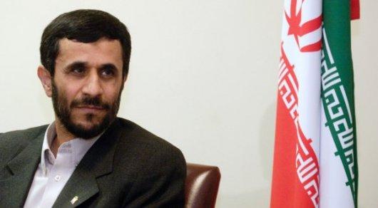 Ахмадинежаду неразрешили сражаться  закресло президента Ирана