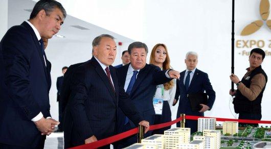 Есимов рассказал о сэкономленных средствах при строительстве объектов EXPO