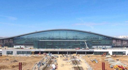 Новый вокзал Астаны получил название