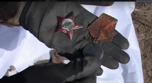 Останки казахстанского солдата нашли в Калининграде