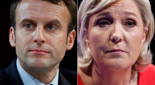 Макрон или Ле Пен. Франция проголосовала на выборах президента