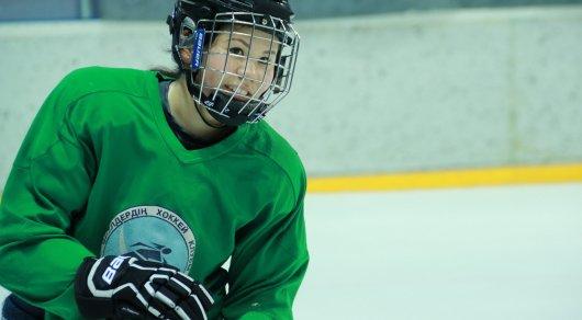 Хоккеистки устроили массовую драку на чемпионате Казахстана