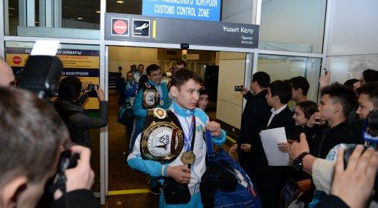Казахстанские силовики победили на Чемпионате мира по рукопашному бою