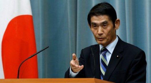 В Японии министр ушел в отставку после неоднозначного высказывания