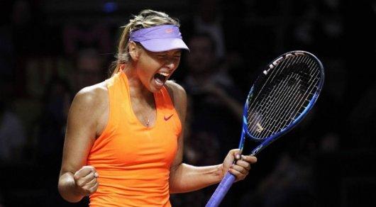 Мария Шарапова вернулась в большой спорт после дисквалификации