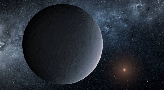 Ученые NASA обнаружили ледяную планету, похожую на Землю