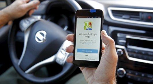 Google Maps научился корректно показывать место парковки авто