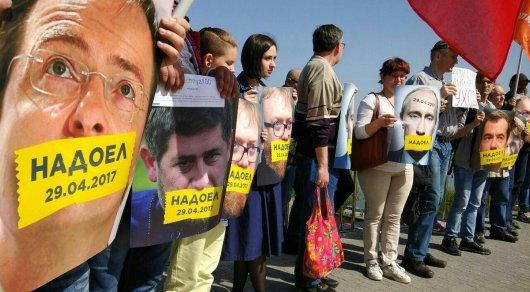По всей России прошли протесты против Путина под лозунгом