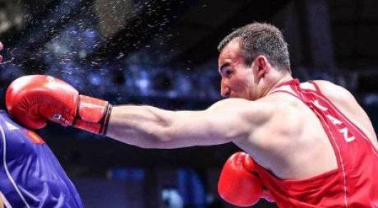 Восемь казахстанских боксеров вышли в полуфинал чемпионата Азии в Ташкенте