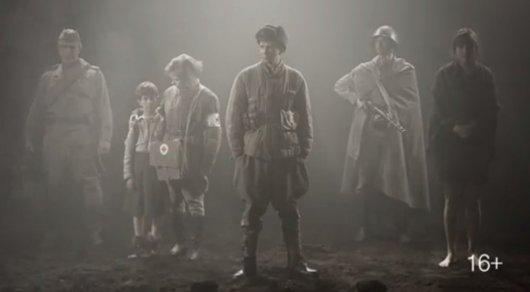 Рок-звезды исполнили «Тёмную ночь» коДню Победы