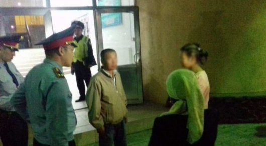 Пропавшую в Сарыагаше девочку нашли в другом городе в квартире у молодой пары