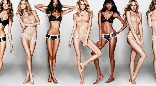 Слишком худых моделей запретили брать на работу во Франции