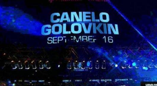 Телеканал HBO показал первый тизер к сентябрьскому бою Головкина и