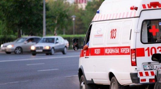 Врач скорой помощи погибла в ДТП в Костанае