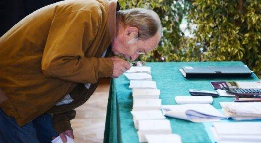 Старый избиратель воФранции скончался вовремя голосования