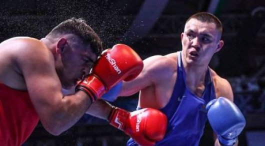 Аблайхан Жусупов одержал победу серебро чемпионата Азии