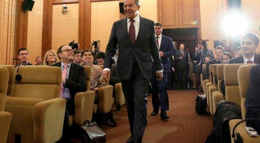 Лавров пошутил над увольнением главы ФБР